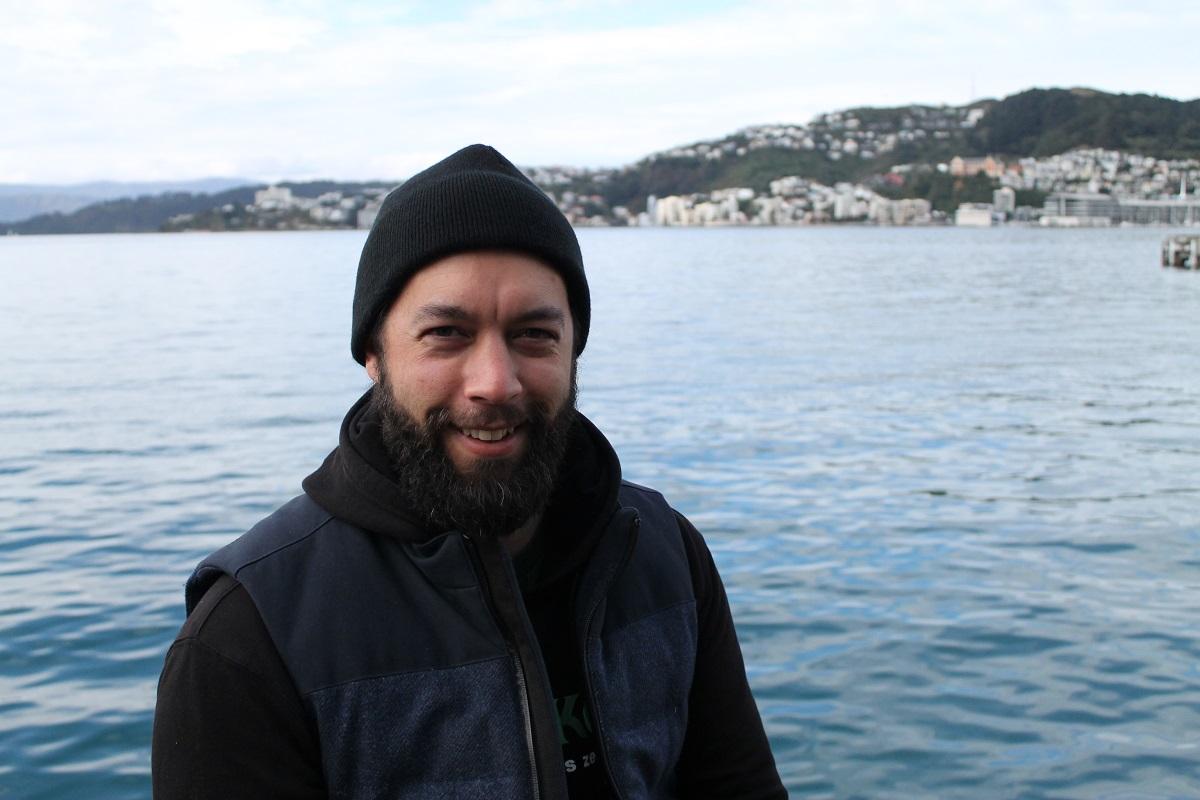 Te Kawa Robb from Para Kore